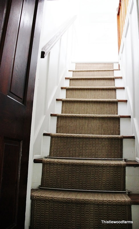 Best Zoroufy Stair Rods For Carpet Runners On Stairs They Will 640 x 480