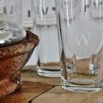 Monogram Glass