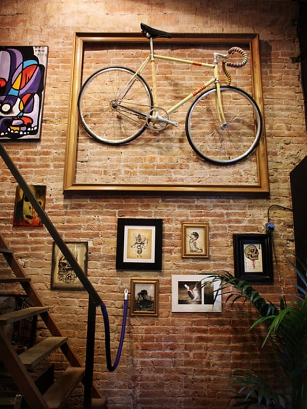 Four Creative Wall Decorating Ideas - Home Decorating Blog ... on Creative Wall Ideas  id=66525