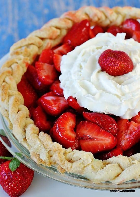 Easiest Pie Crust Ever