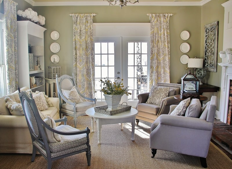 Southern Style Living Rooms Southern Style Living Rooms  Conceptstructuresllc