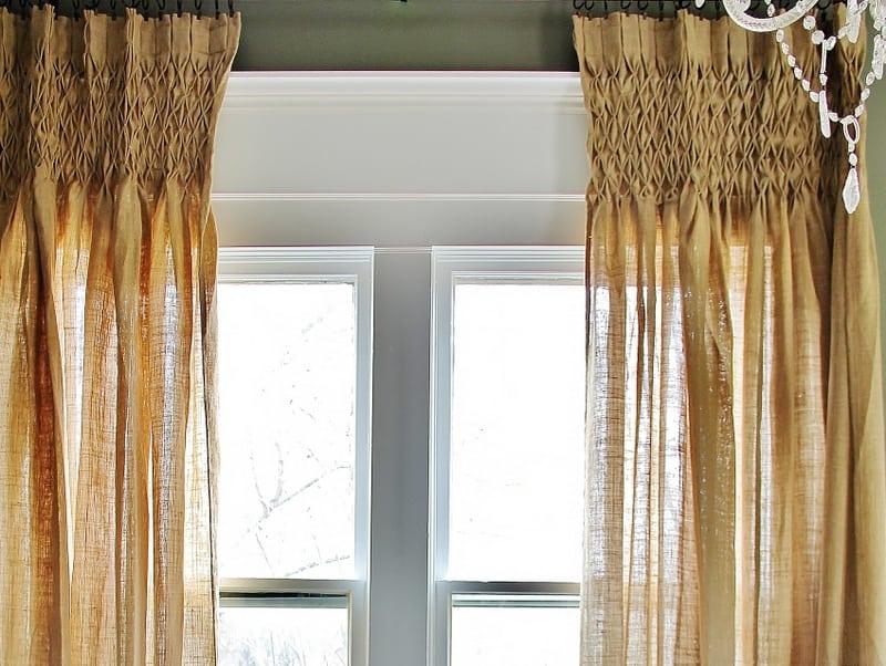Smocked_Burlap_Curtains