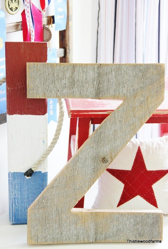 Barn Wood Projects - Thistlewood Farm