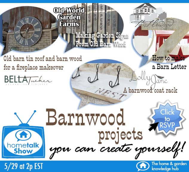 Hometalk Show Barnwood2205-2