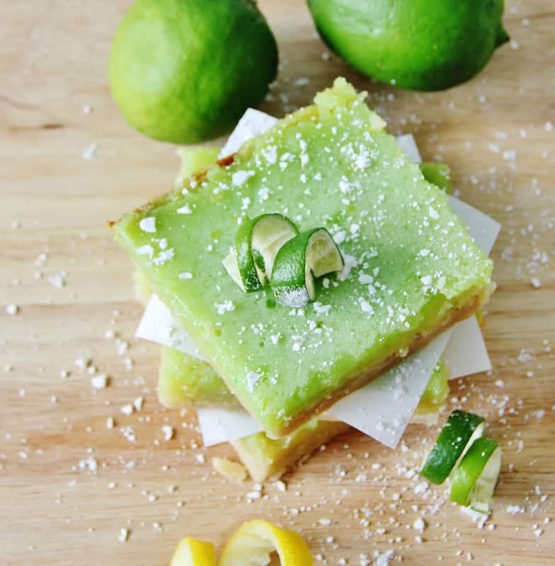 Lemon-and-Lime-Bars