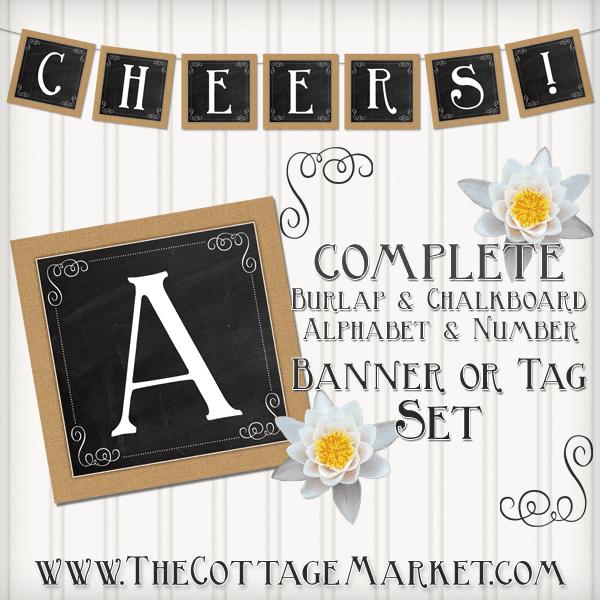 TheCottageMarket-Burlap&Chalkboard-Banner