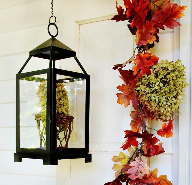 budget-fall-decorating-ideas-lantern