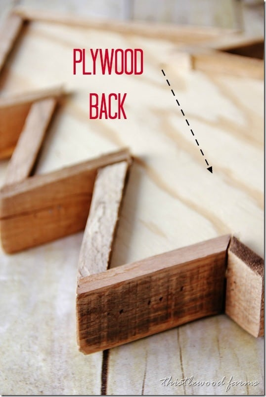 pallet-wood-Christmas-tree-plywood