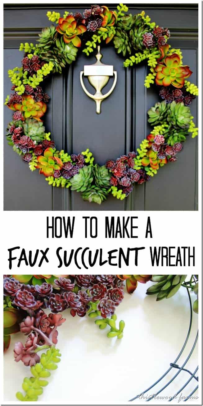 how-to-make-a-succulent-wreath
