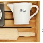 kitchen organization diy project idea