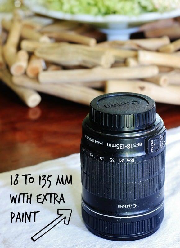 taking better photos lens