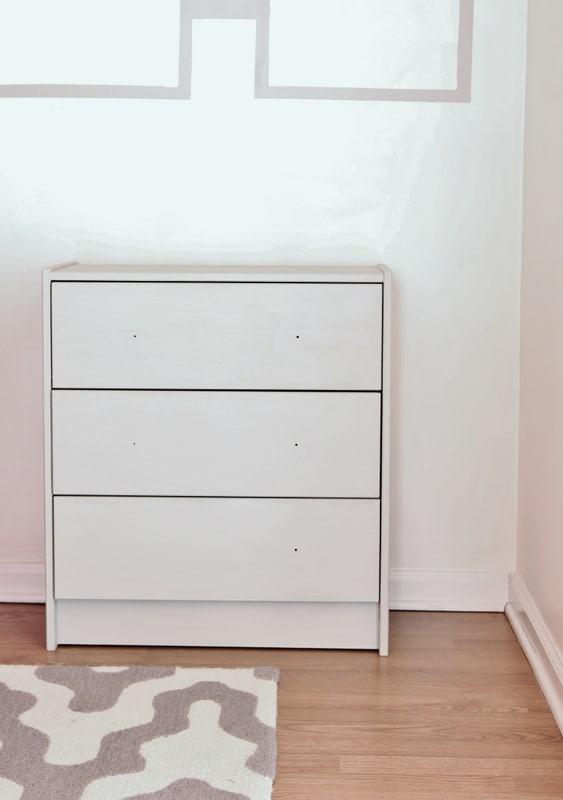 IKEA Dresser Hack Project