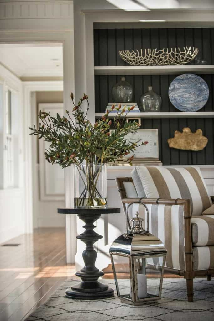 HGTV Dream Home Great Room Bookcases
