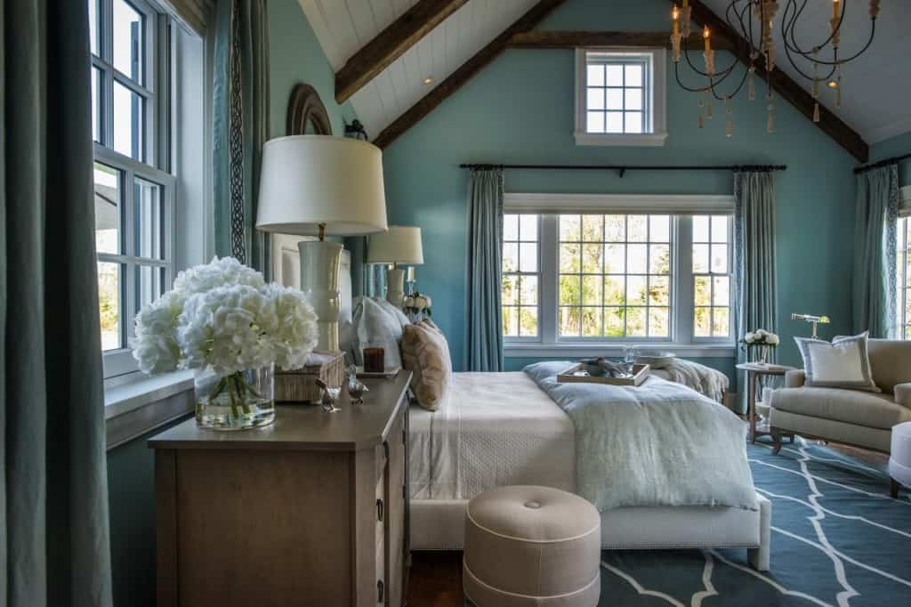 HGTV Dream Home Master Bedroom Bed