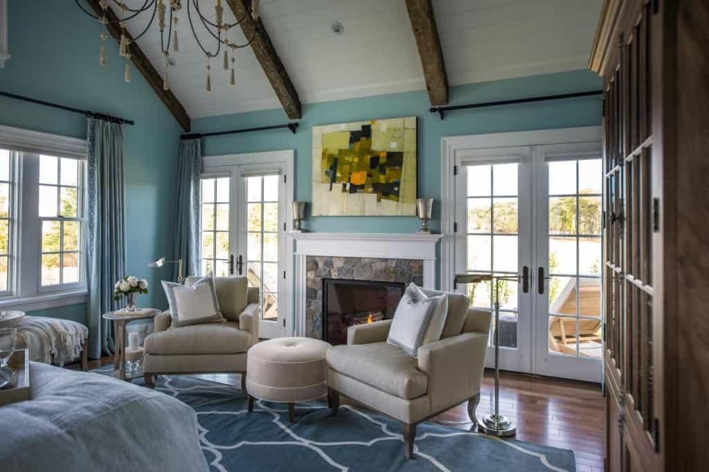 HGTV Dream Home Master Bedroom Sitting Area