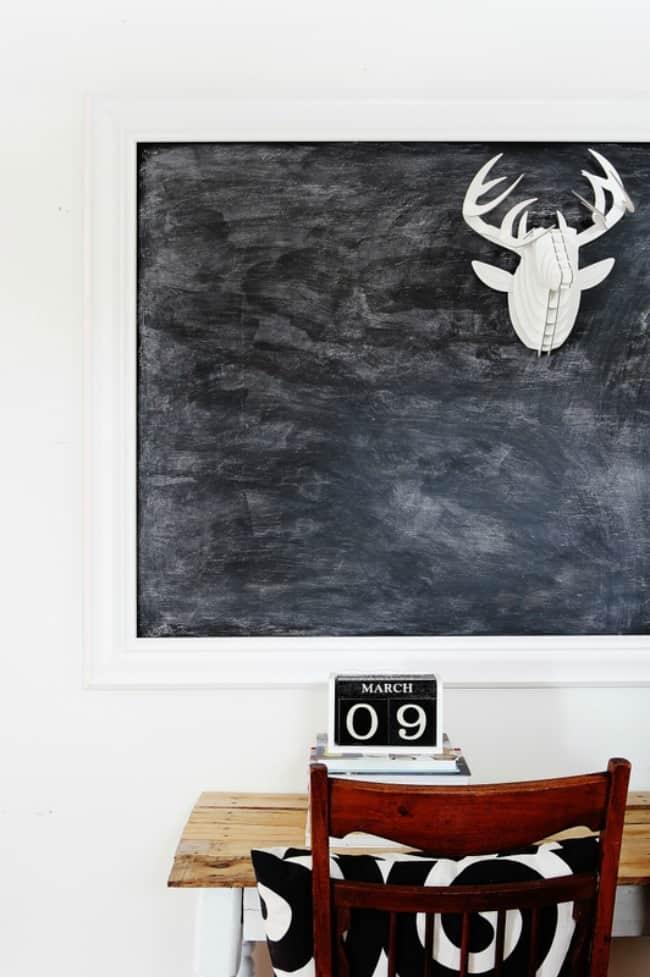 giant oversized chalkboard