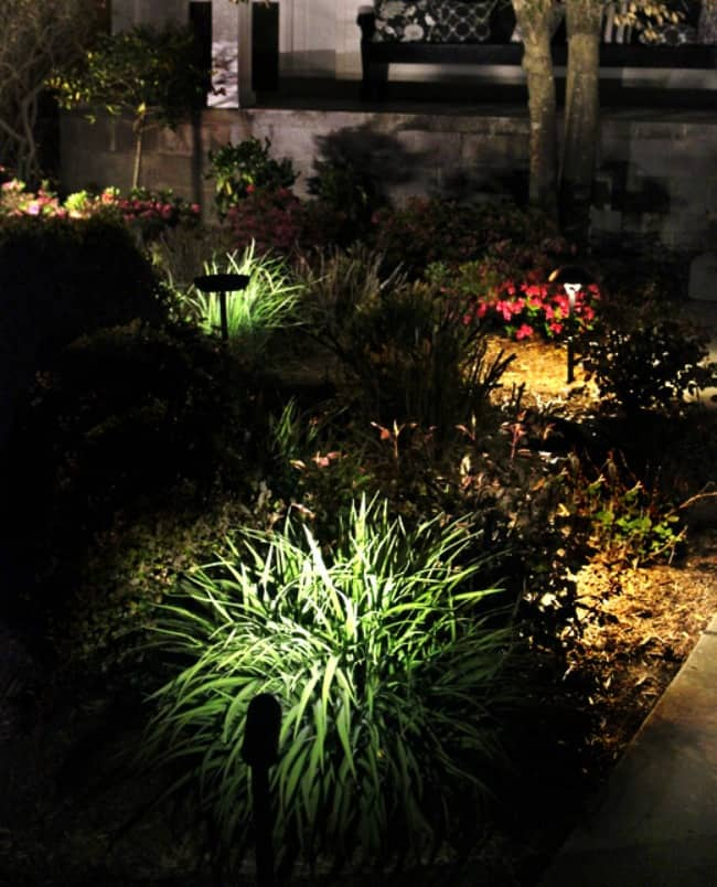 Landscape Lighting Ideas: Simple Landscape Lighting Ideas