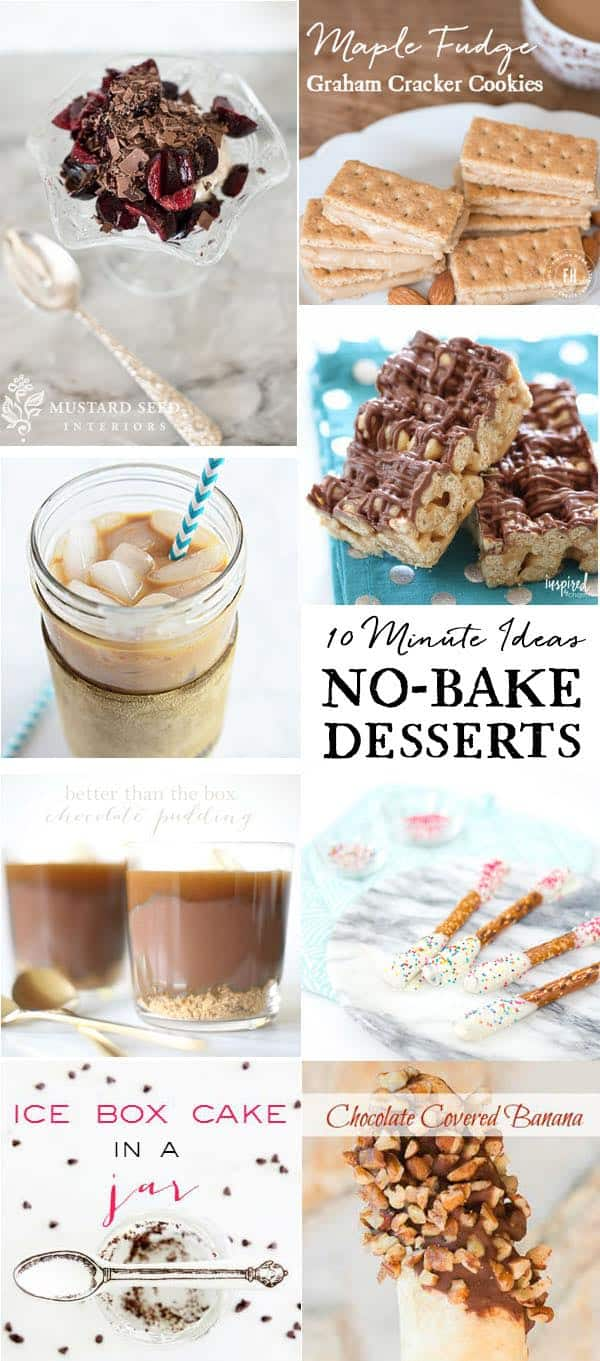 10 minute recipe ideas