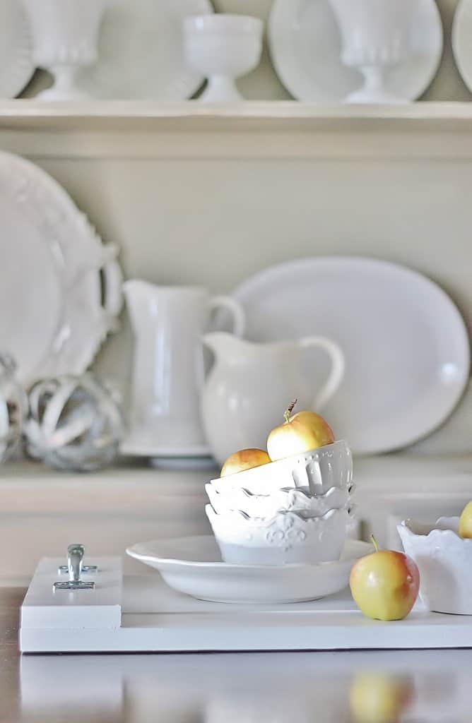 DIY Breakfast Tray
