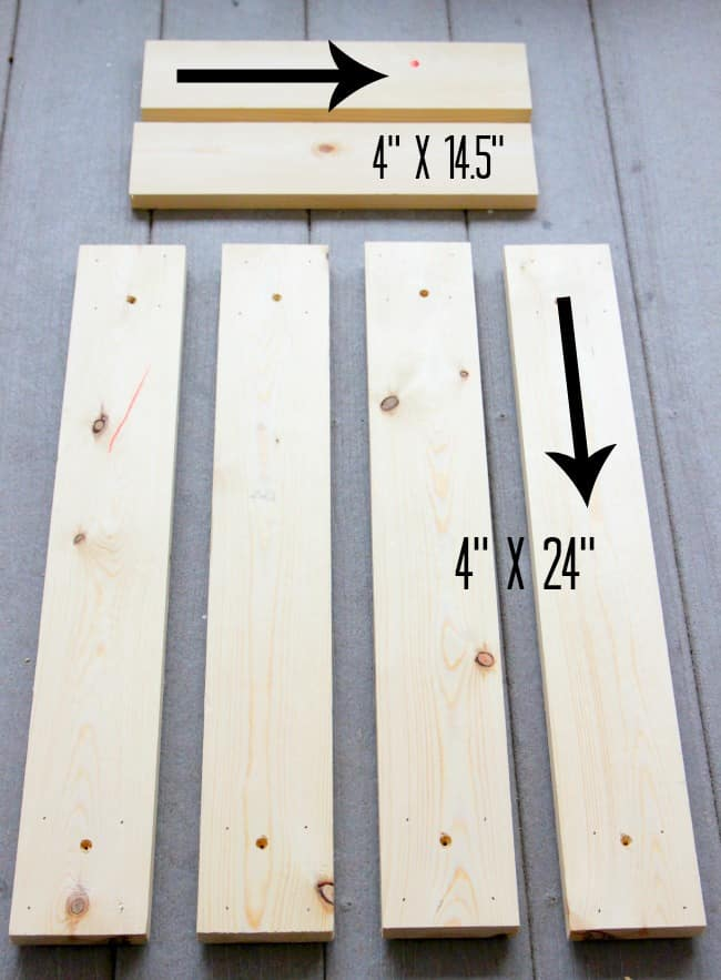 DIY Tray Project Supplies