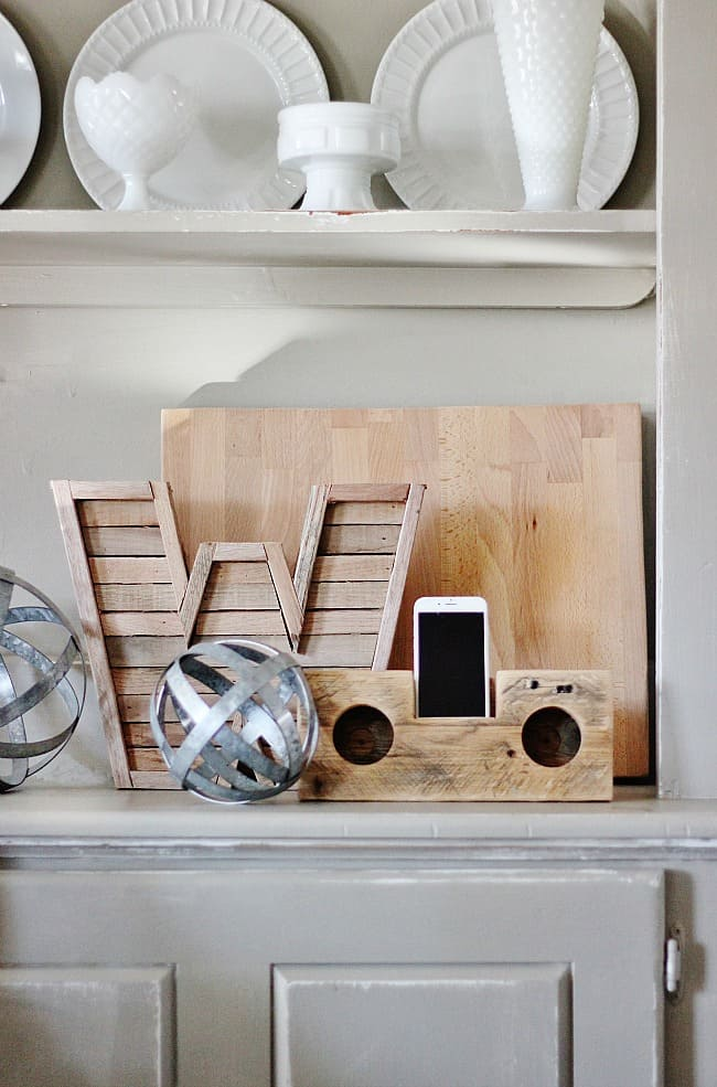 Speakers Made From Wood