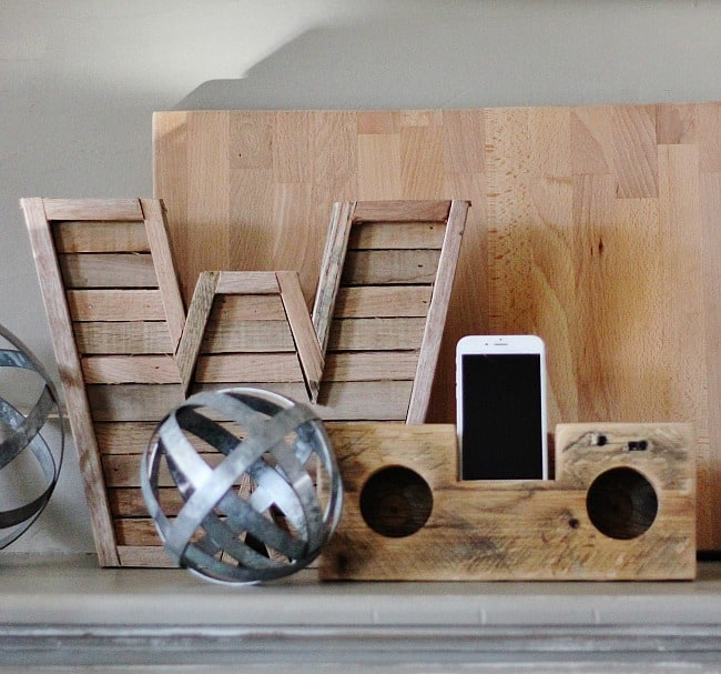 Wood Speaker DIY Project