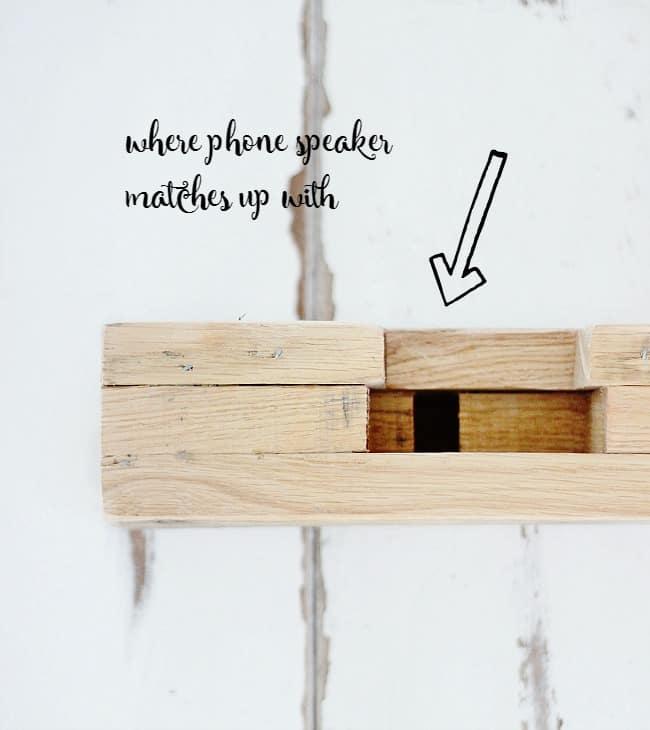 wood speaker DIY