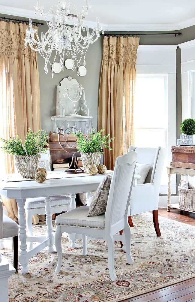dining room spring