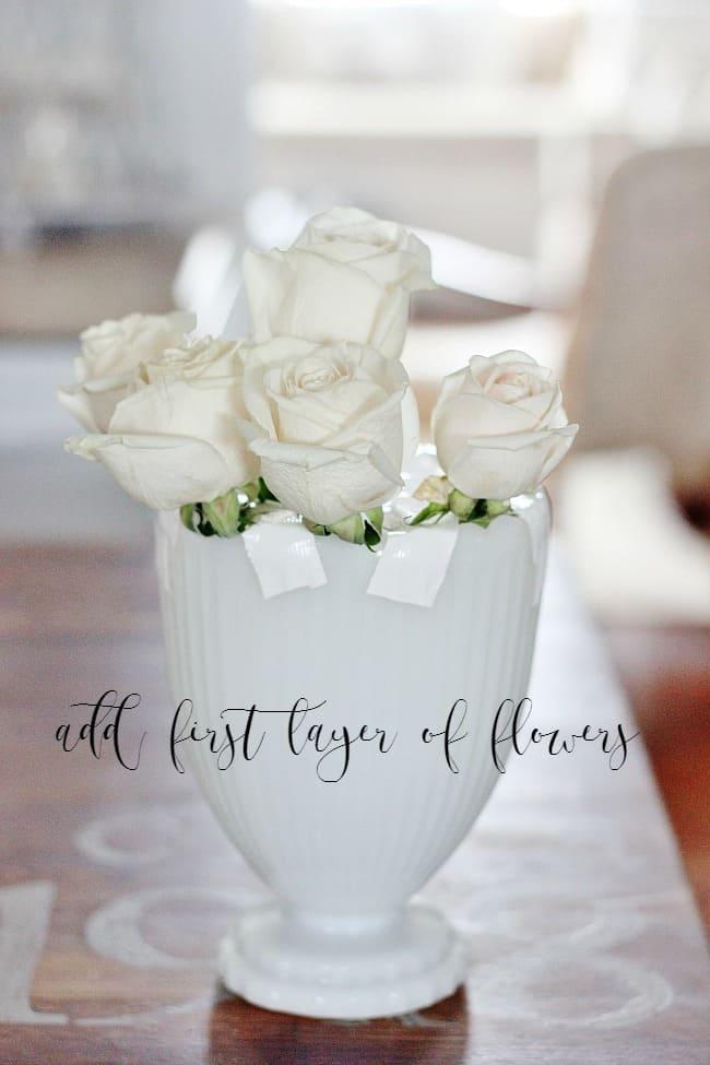 flower arranging tips