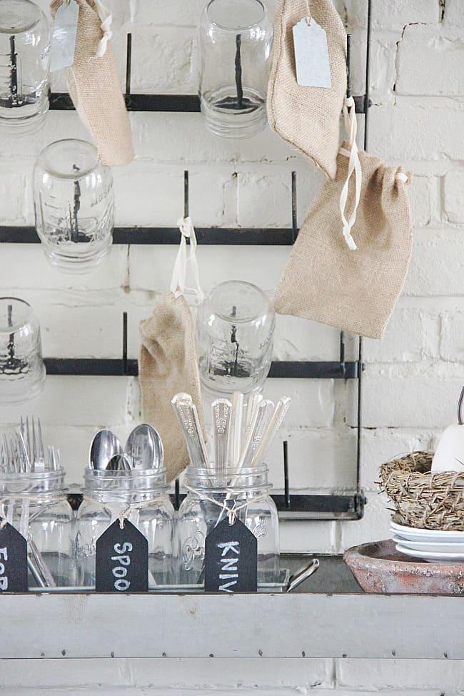 kitchen organization utensils